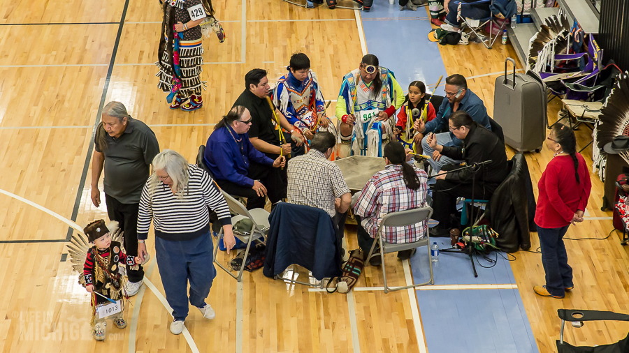 43rd Dance For Mother Earth Powwow - 2015-14