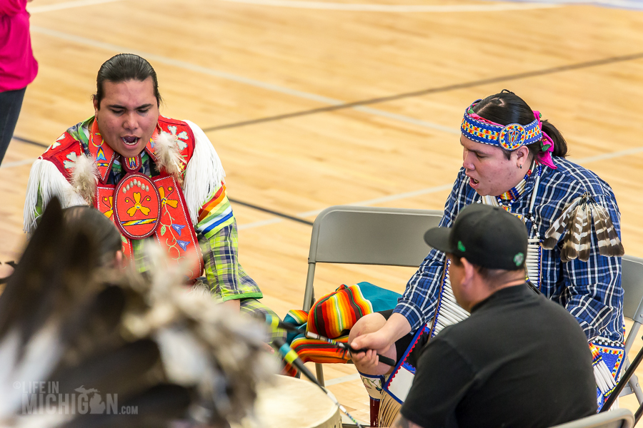 43rd Dance For Mother Earth Powwow - 2015-21