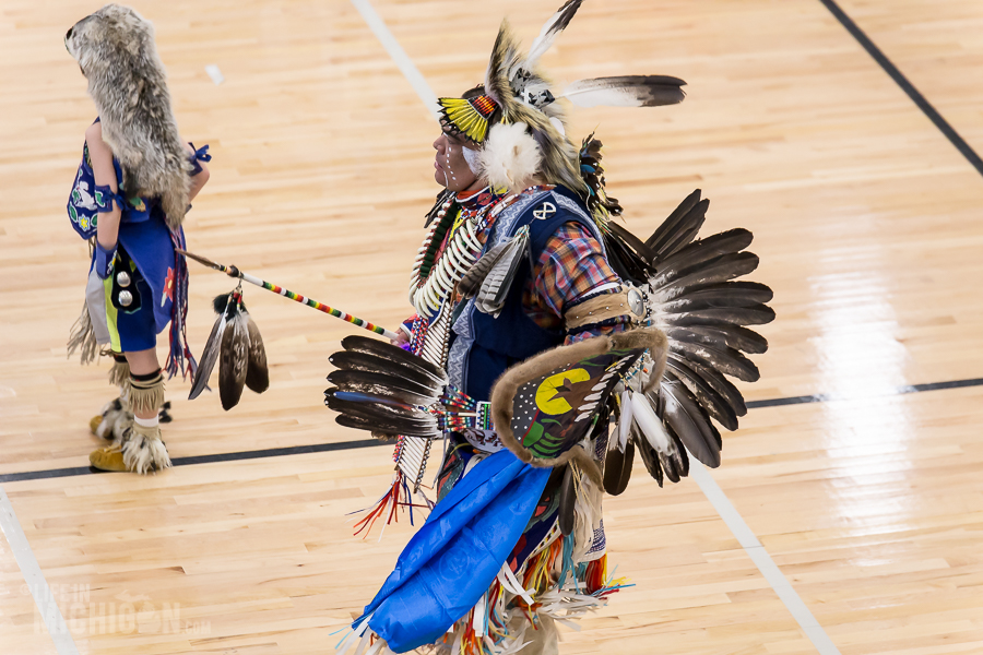 43rd Dance For Mother Earth Powwow - 2015-36