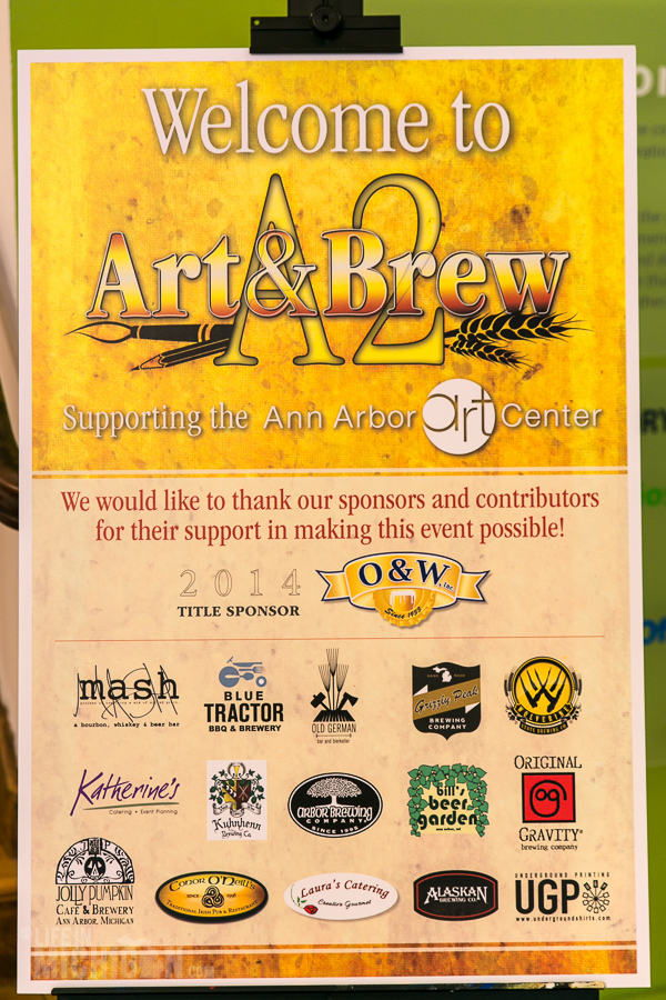 A2 Art and Brew