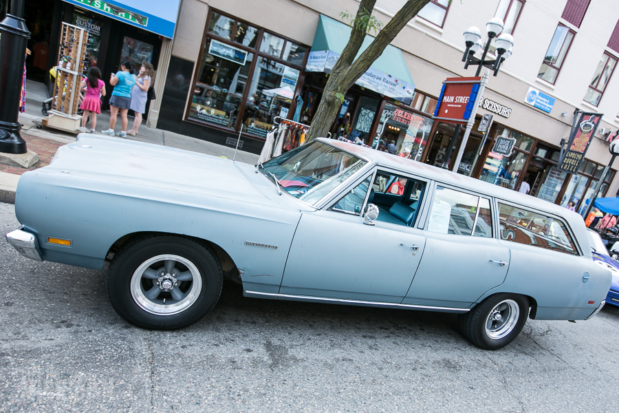 Rolling Sculpture Car Show - Ann Arbor - 2014
