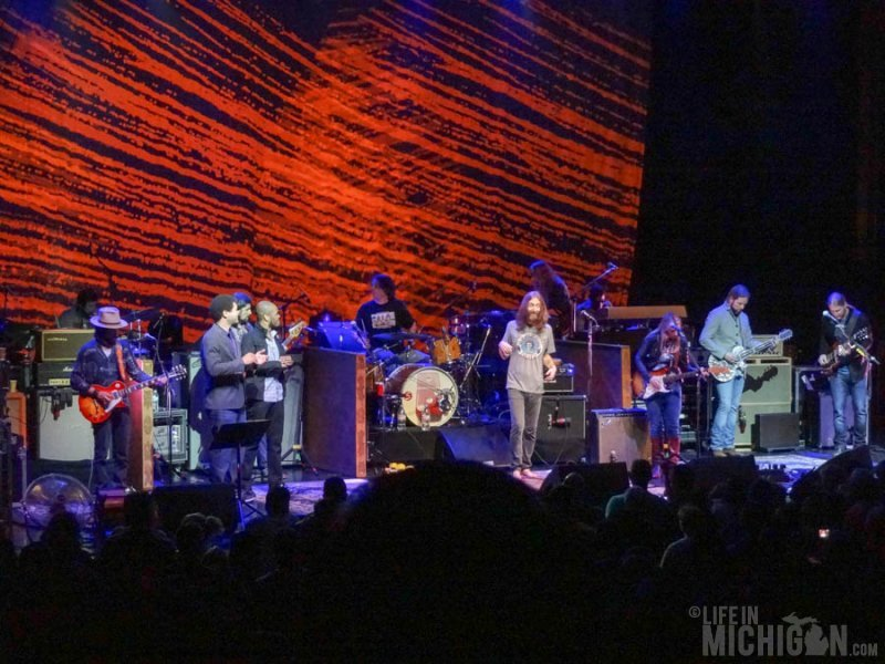 Black Crowes and friends