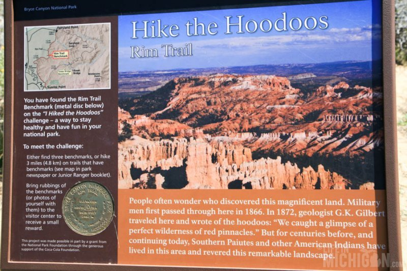 Hike the hoodos and get a prize!