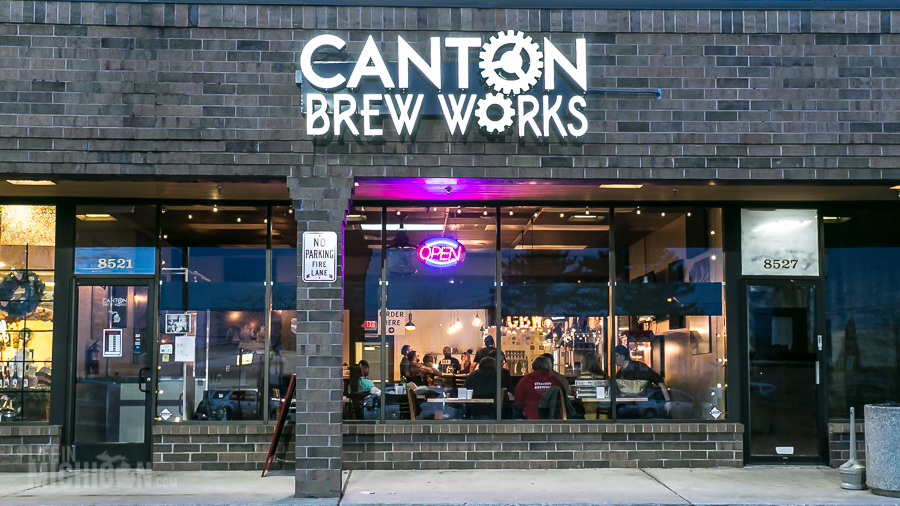 Canton Brew Works - Pop Up Dinner - 2016-1
