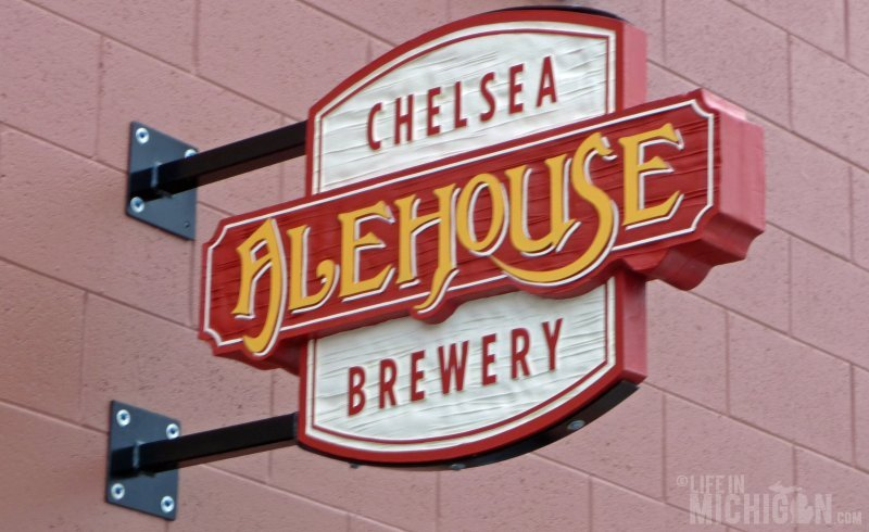 Chelsea Ale House sign