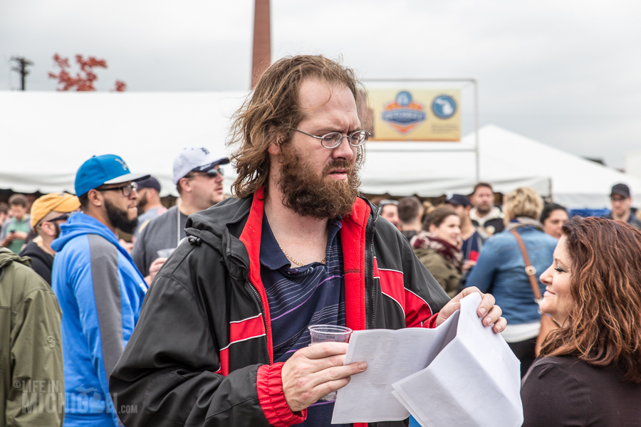 Detroit Fall Beer Festival - Usual Suspects - 2015 -174