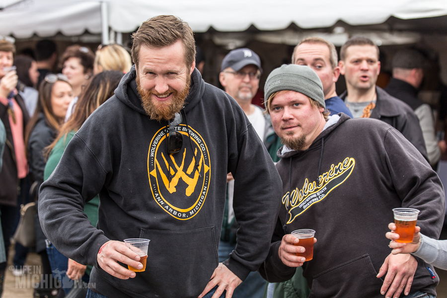 Detroit Fall Beer Fest - Usual Suspects - 2015 -192