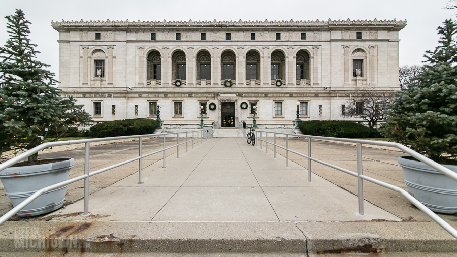 Image result for detroit public library picture
