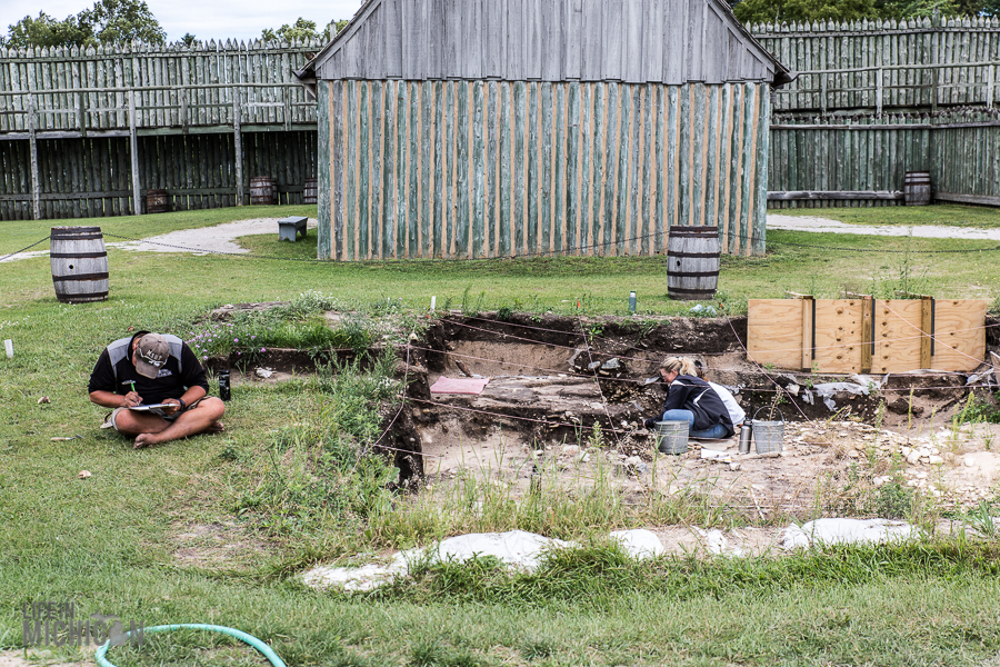 Colonial Michilimackinac-61