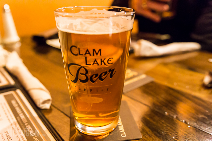 Grand Traverse - Clam Lake Brewing in Cadillac