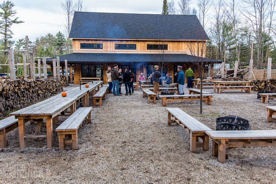 Hop Lot Brewing in Suttons Bay - Grand Traverse Bay Beer Tour - Grand Traverse Bay Beer Tour