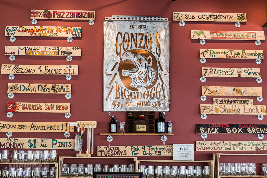 Kalamazoo Give A Craft Beer Trail - 2015-18