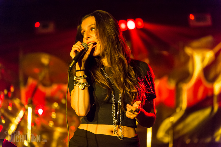 Maggie Cocco Band @ Token Lounge 30-Oct-2015