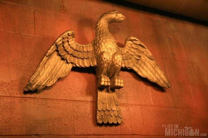 Germanic eagle