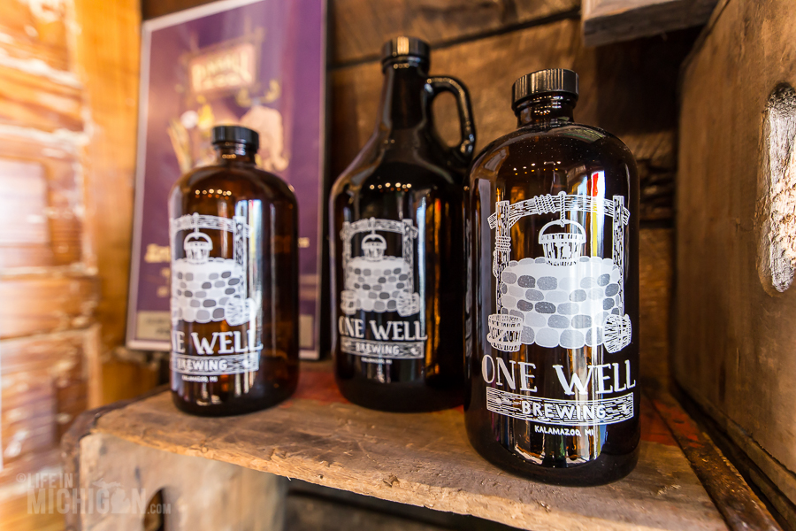 One Well Brewing - Kalamazoo - 2015-17