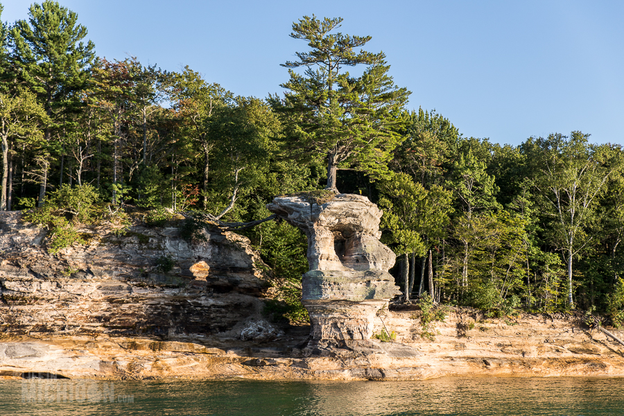 Pictured Rocks - Munising - 2015-19