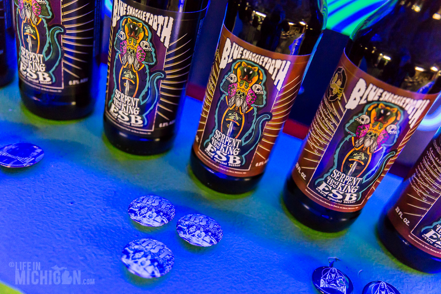 Blue Snaggletooth - Serpent and the King ESB release - 2015-13