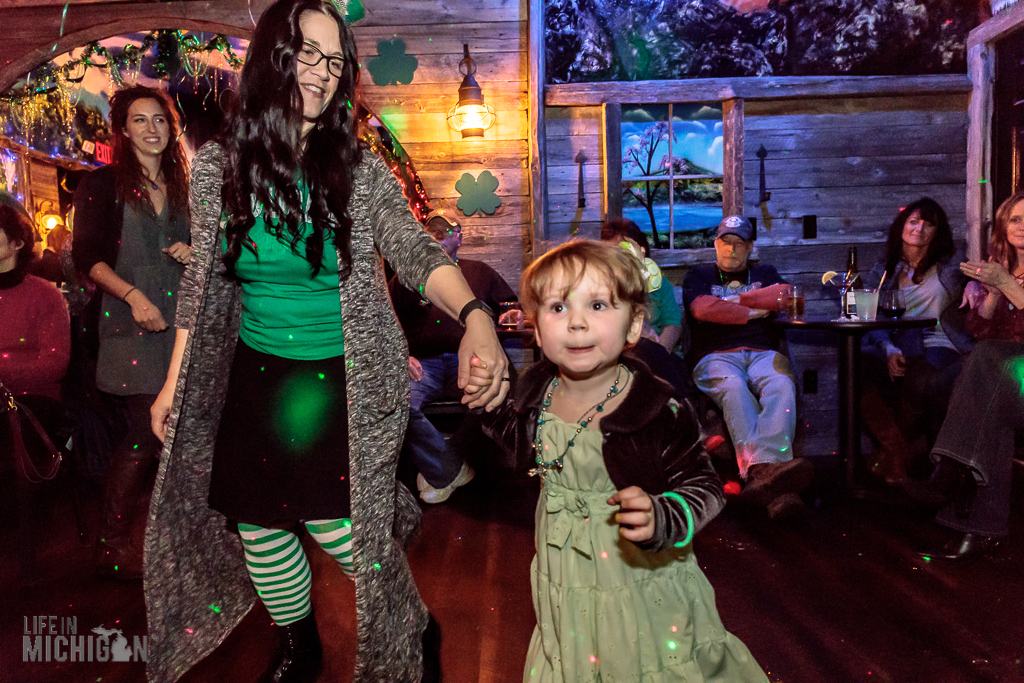 St. Patty's Day at the Rumpus Room