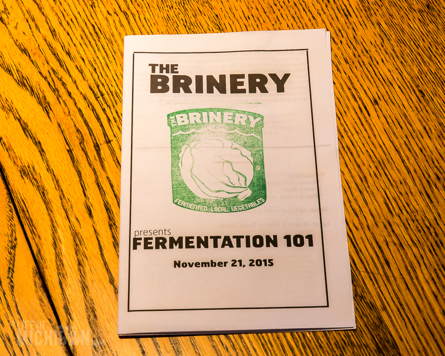 The Brinery - Fermentation 101-1