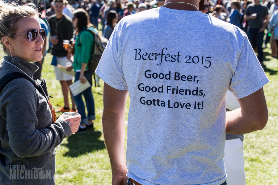 UP Fall Beer Fest 2015 - Marquette, MI