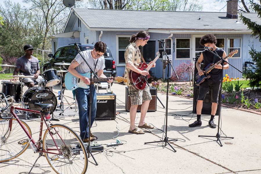 Water HIll Music Fest 2015 - Ghost Dogs- 2015-1