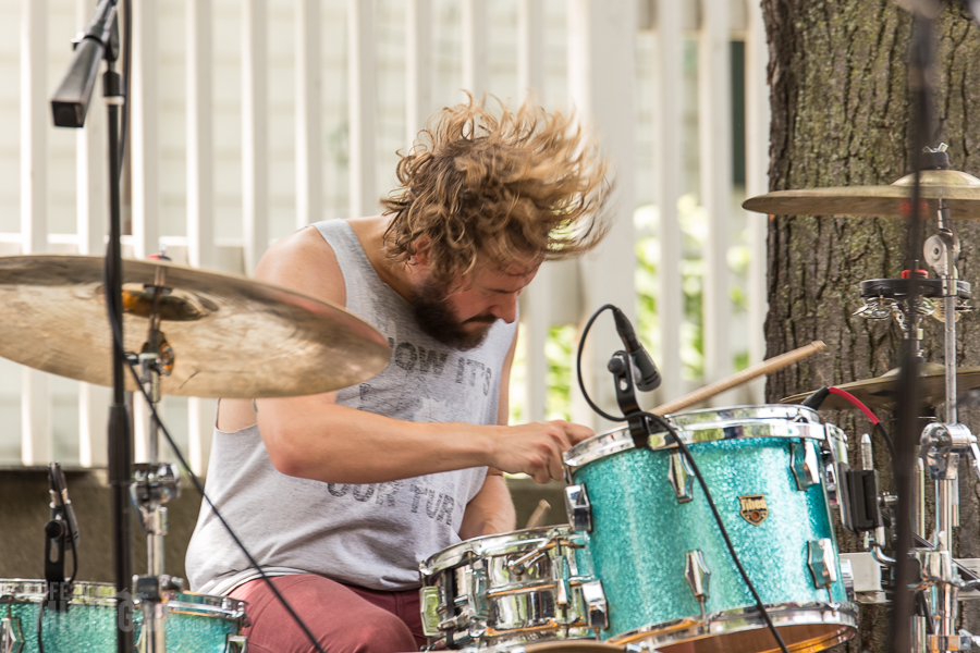 Wild Feathers - Sonic Lunch
