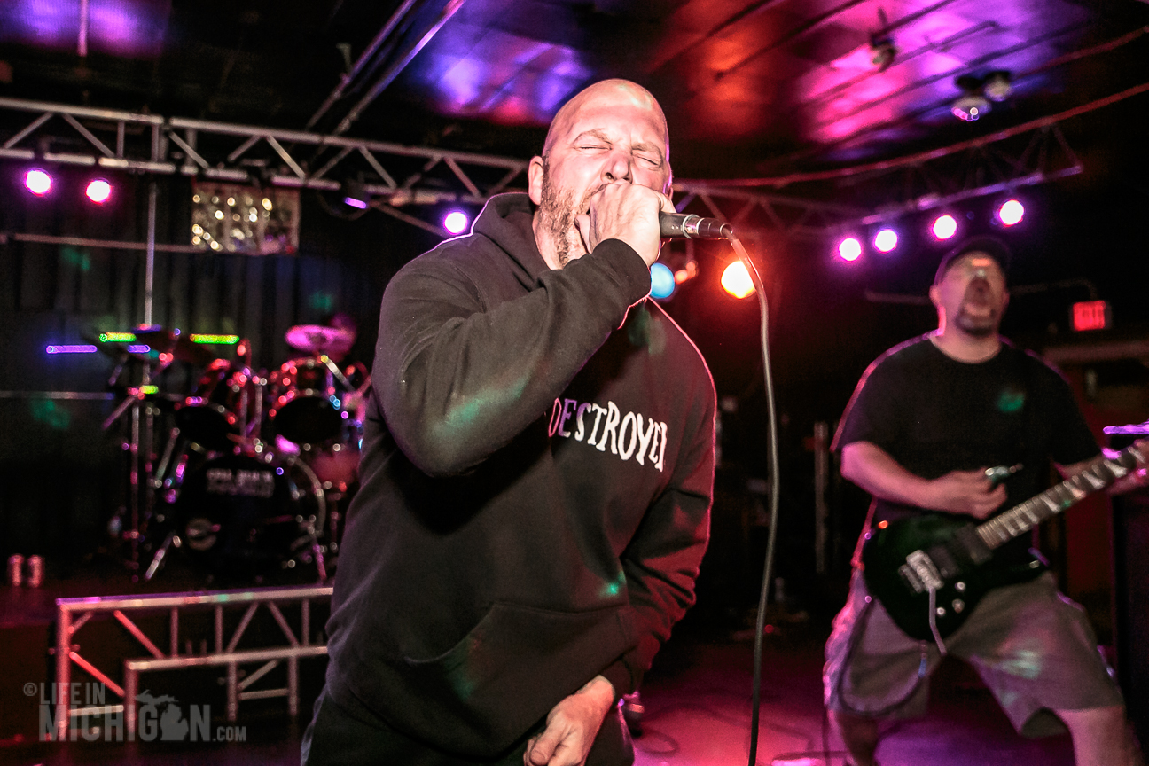 Cell Block Earth @ Maidstone Theater on 4-Jun-2016
