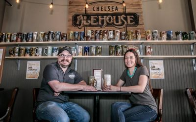 A Chat with Chris and Aubrey from the Chelsea Alehouse