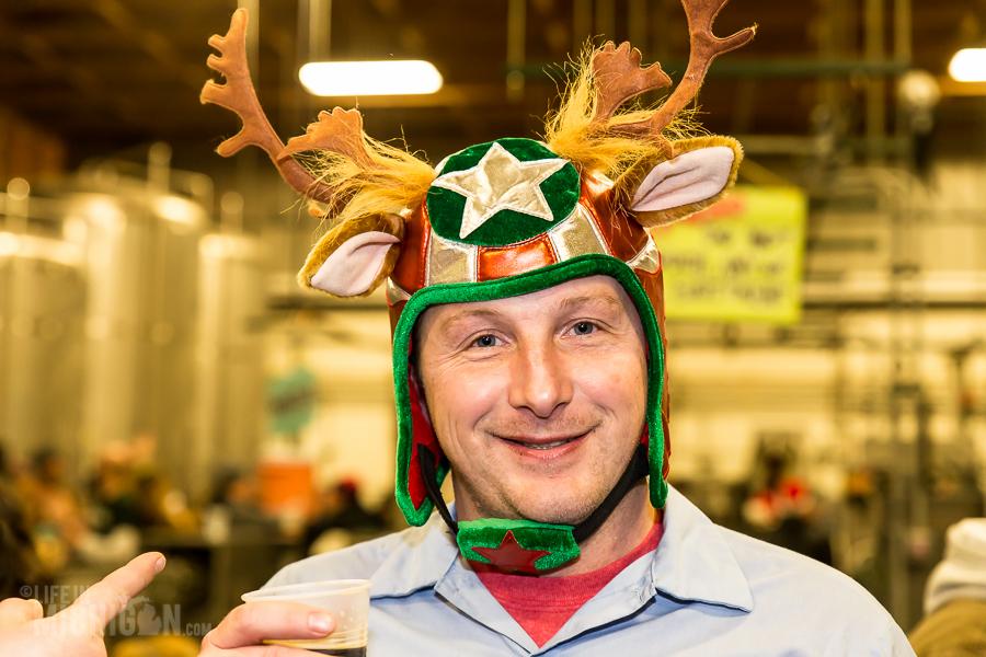 4 Elf - Dark Horse Brewing - 2014 -5