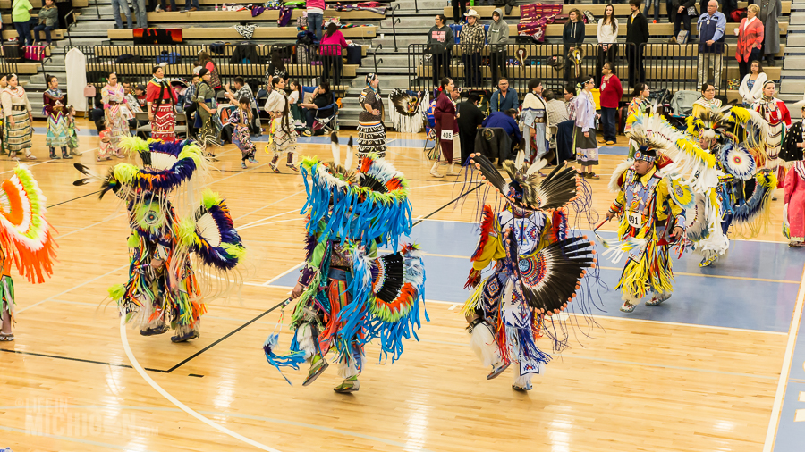 43rd Dance For Mother Earth Powwow - 2015-12