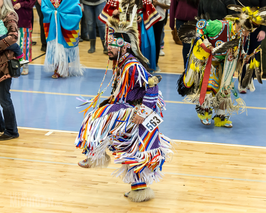 43rd Dance For Mother Earth Powwow - 2015-18