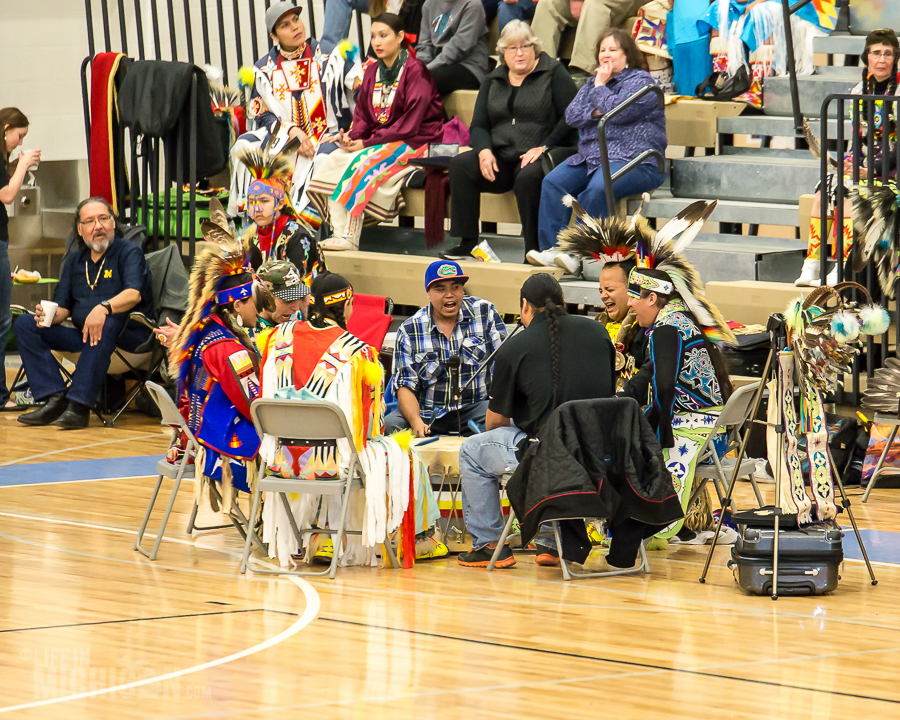 43rd Dance For Mother Earth Powwow - 2015-26