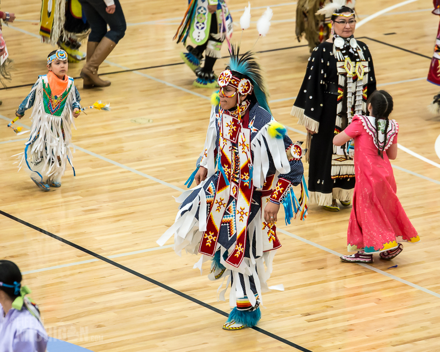 43rd Dance For Mother Earth Powwow - 2015-37