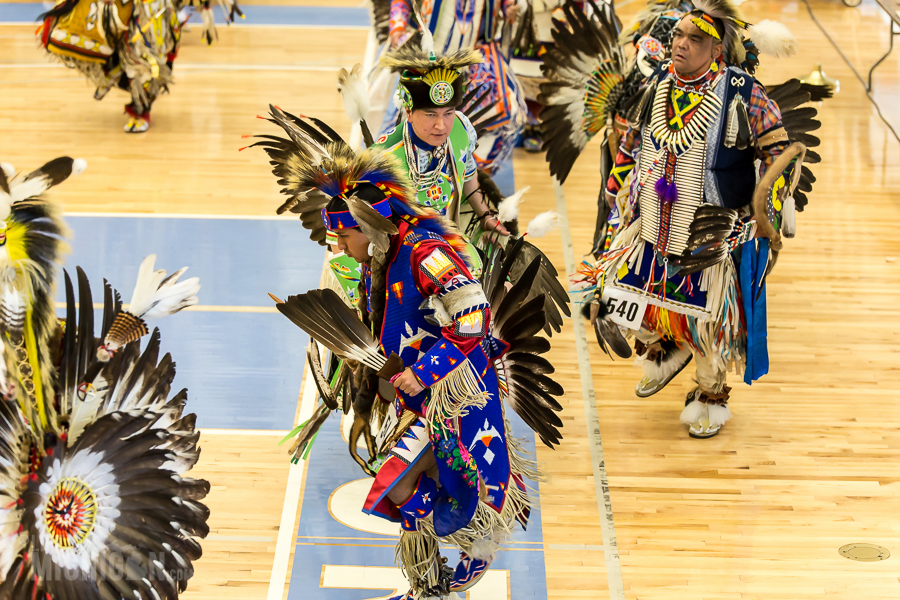 43rd Dance For Mother Earth Powwow - 2015-8