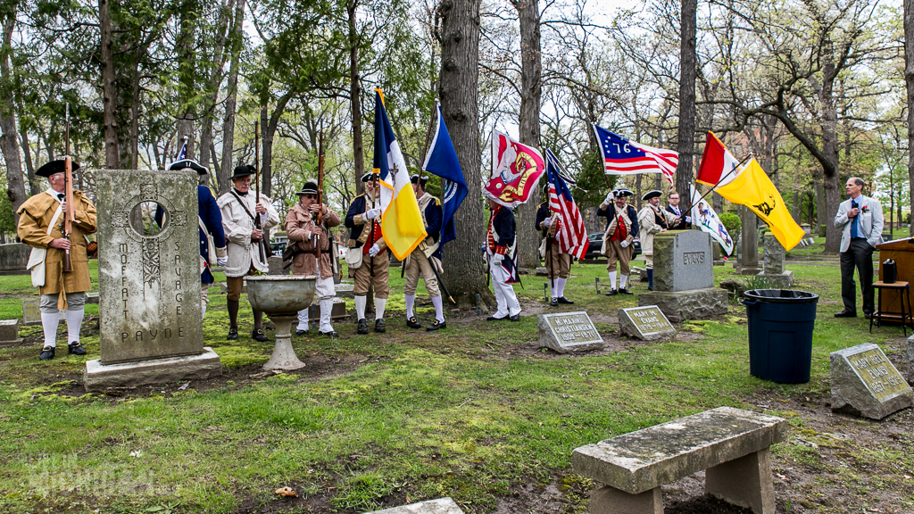 HVCSAR - Patriots Grave Marking - 14-May-2016