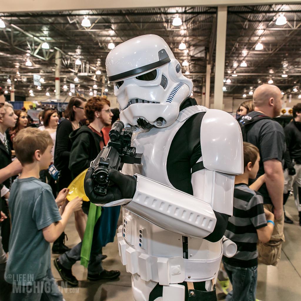 Motor City Comic Con - 2016-10
