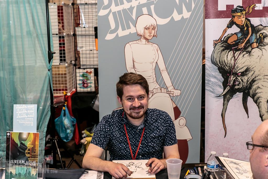 Motor City Comic Con - 2016-140