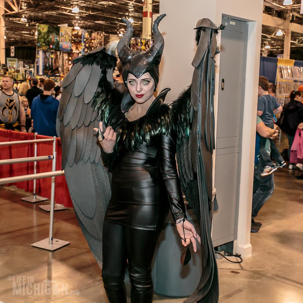 Motor City Comic Con - 2016-3