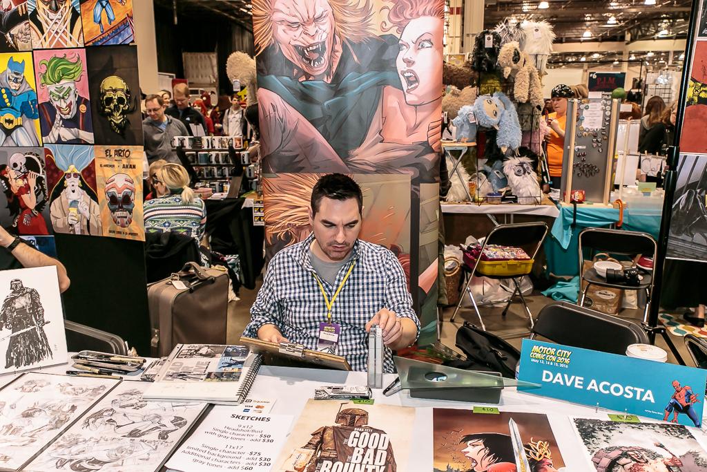 Motor City Comic Con - 2016-47