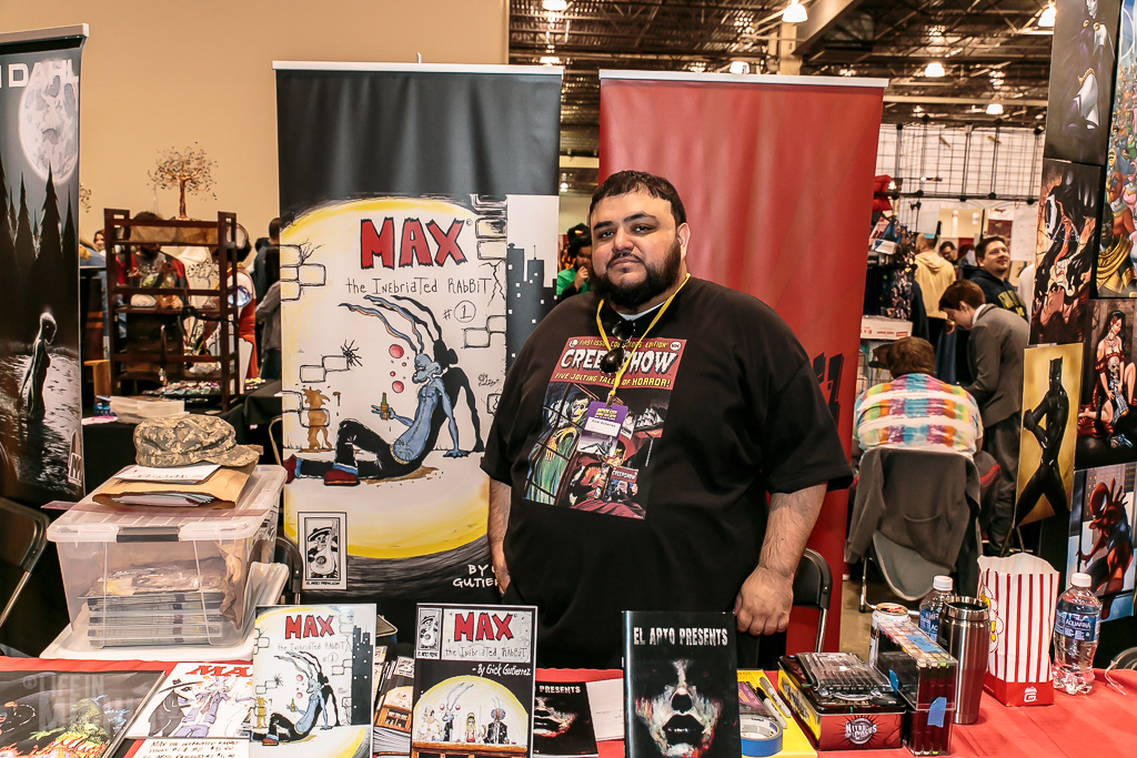 Motor City Comic Con - 2016-52
