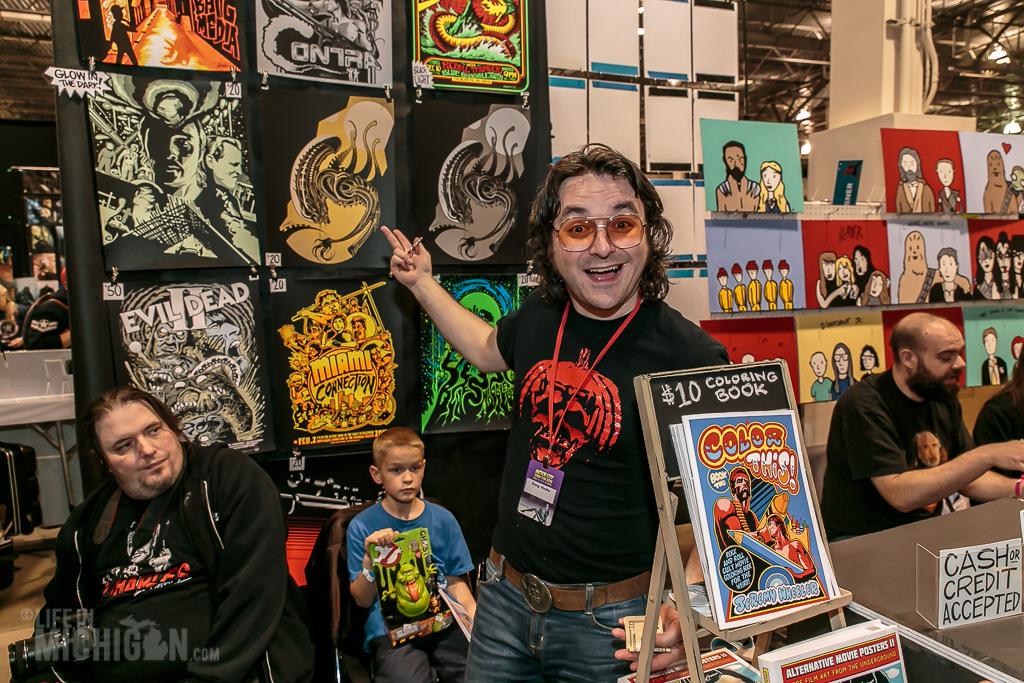 Motor City Comic Con - 2016-95