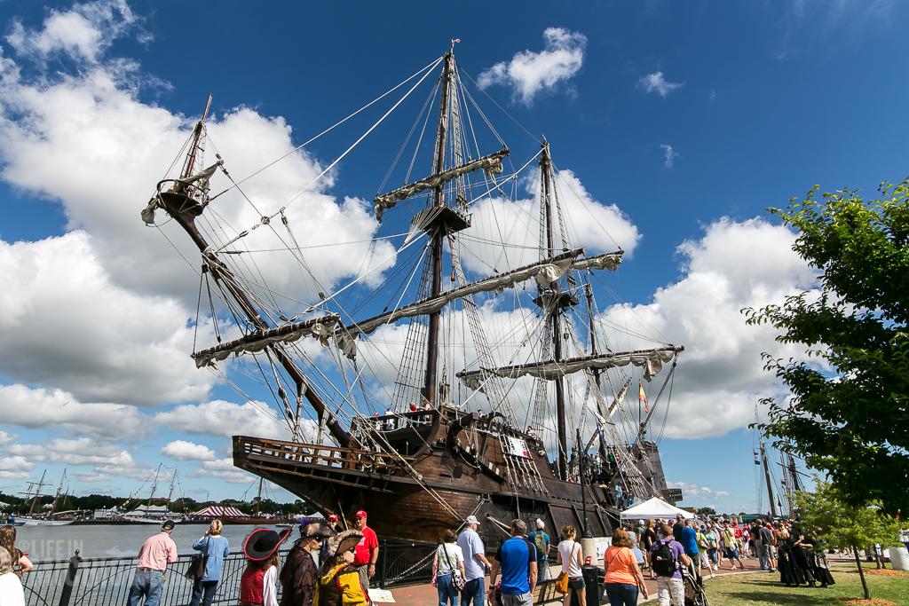 Tall Ship 2016-11
