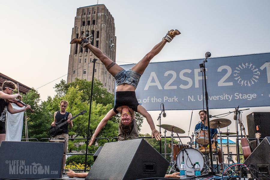 Best of Life In Michgian 2015 - Ann Arbor Summer Festival - AbigailStauffer-TopOfThePark-AnnArbor_MI-20150704-ChuckMarshall-30