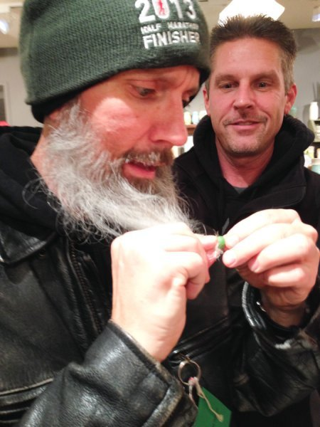 Beards and Beads!