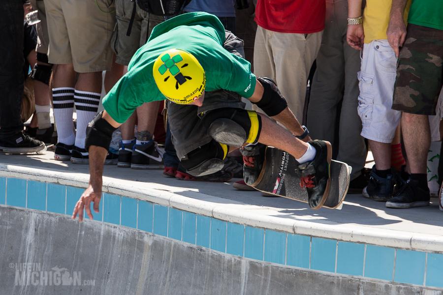 Ann Arbor Skate Park Opening 2014