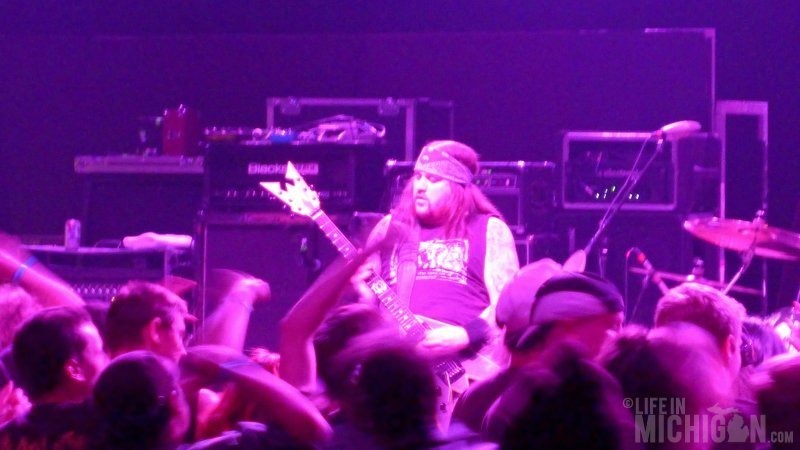 Ryan Waste (actual name) from Municipal Waste
