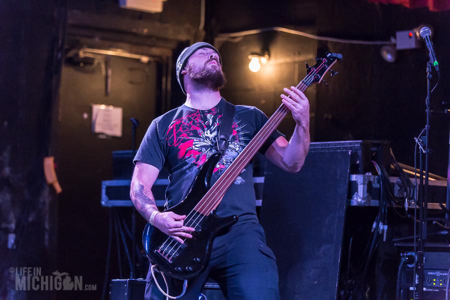 Archimime - Fall Metal Fest 6 on 1-Nov-2015