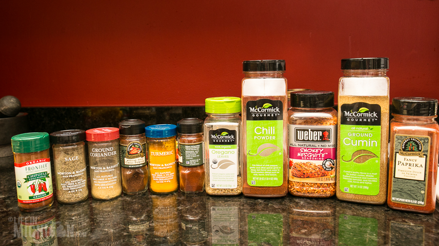 Spices - 2014