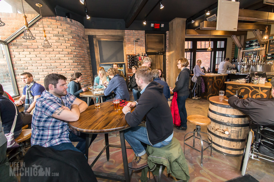 Beer Grotto - Ann Arbor - 2015-10
