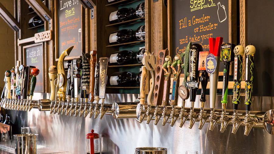 Beer Grotto - Ann Arbor - 2015-7